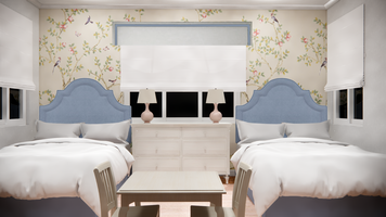 Online design Eclectic Kids Room by Rehan A. thumbnail