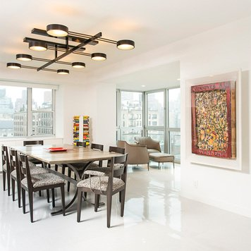 Online design Contemporary Dining Room by susan w. thumbnail