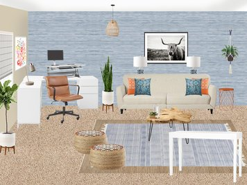 Online design Contemporary Business/Office by Amisha D. thumbnail