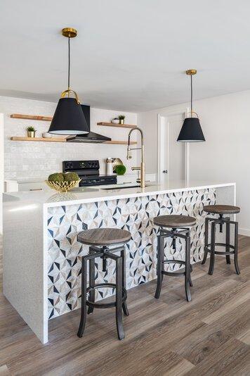 Online design Modern Kitchen by Carla A. thumbnail