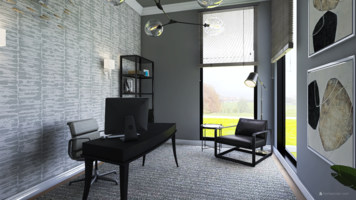 Online design Contemporary Home/Small Office by Kristin W. thumbnail