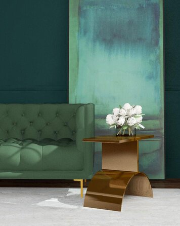 Online design Glamorous Living Room by Aimee M. thumbnail