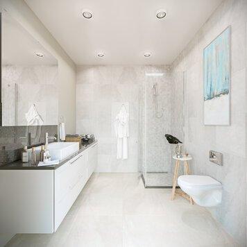 Online design Contemporary Bathroom by Darya N. thumbnail
