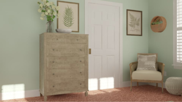 Online design Country/Cottage Bedroom by Greta Z. thumbnail