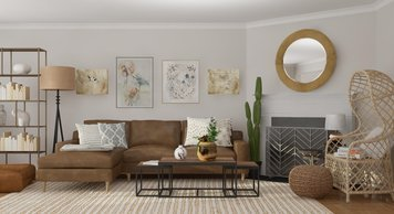 Online design Country/Cottage Living Room by Anna P. thumbnail