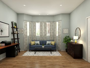 Online design Transitional Home/Small Office by Christine M. thumbnail
