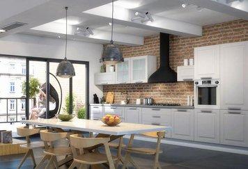 Online design Traditional Kitchen by Rajna S. thumbnail