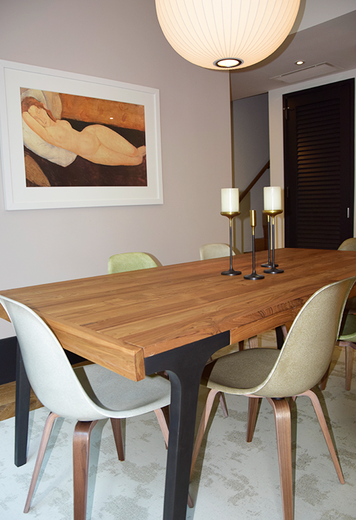 Online design Contemporary Dining Room by Karin L. thumbnail