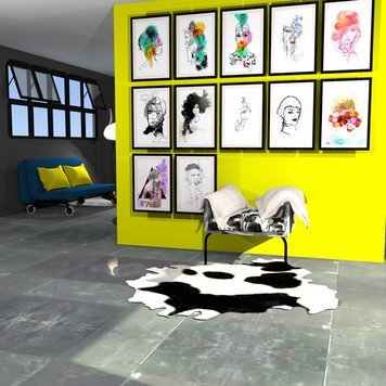 Online design Eclectic Studio by Ahmed E. thumbnail