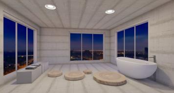 Online design Contemporary Bathroom by Jennifer S. thumbnail