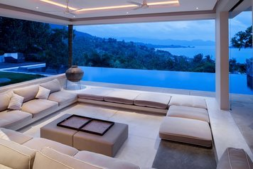 Online design Modern Living Room by Amelia R. thumbnail