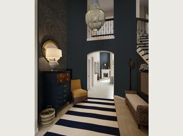 Online design Transitional Hallway/Entry by Darya N. thumbnail