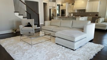 Online design Transitional Living Room by Shelley C. thumbnail