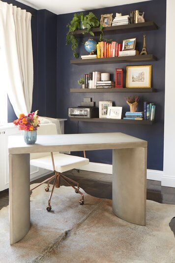 Online design Contemporary Home/Small Office by Samantha T. thumbnail