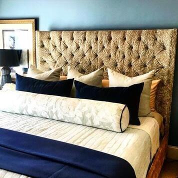 Online design Glamorous Bedroom by Brooke M. thumbnail
