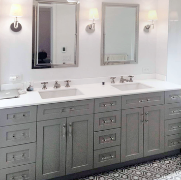 Online design Transitional Bathroom by Foster C. thumbnail
