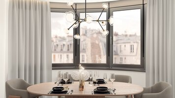Online design Contemporary Dining Room by Mihajlo S. thumbnail