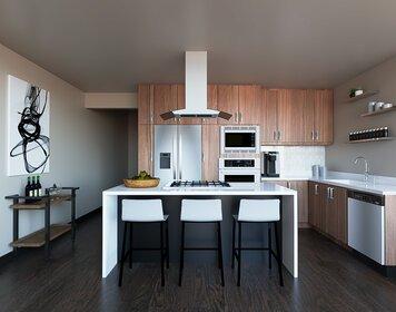 Online design Modern Kitchen by MaryBeth C. thumbnail