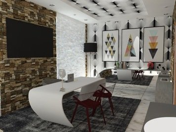 Online design Eclectic Home/Small Office by Yasmin C. thumbnail