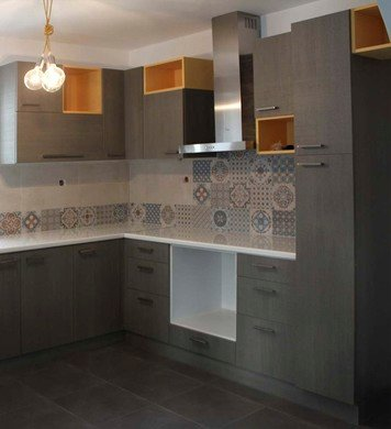 Online design Contemporary Kitchen by Marina S. thumbnail
