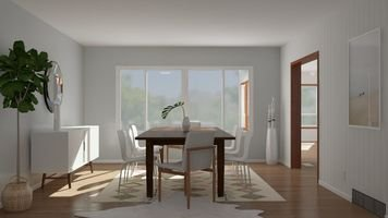 Online design Country/Cottage Dining Room by Deandra G. thumbnail