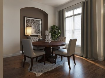 Online design Contemporary Dining Room by Rachel H. thumbnail