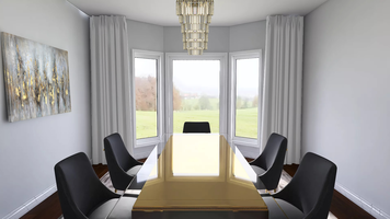 Online design Glamorous Dining Room by Morgan W. thumbnail