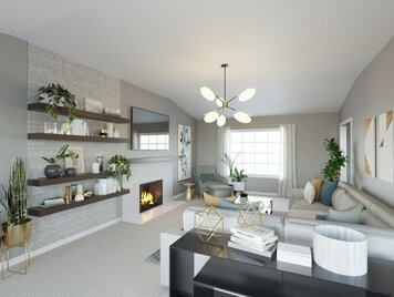 Online design Eclectic Living Room by Selma A. thumbnail