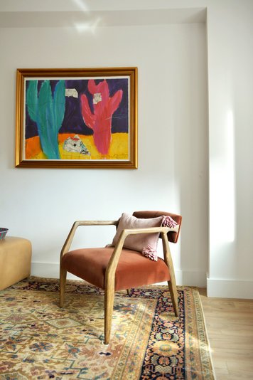 Online design Eclectic Living Room by Stefany R. thumbnail