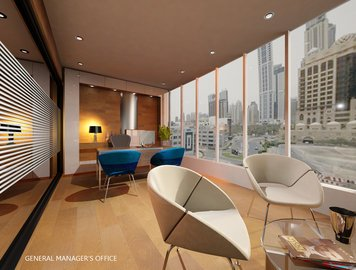 Online design Contemporary Business/Office by Natasa P. thumbnail
