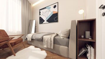 Online design Contemporary Bedroom by Mihajlo S. thumbnail
