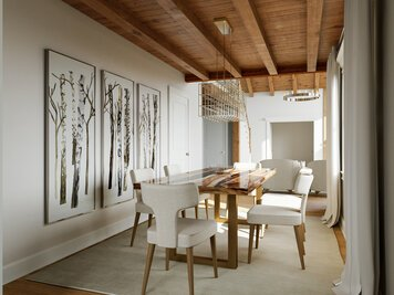 Online design Contemporary Dining Room by Selma A. thumbnail