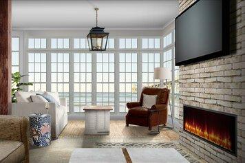 Online design Beach Living Room by Marisa G. thumbnail