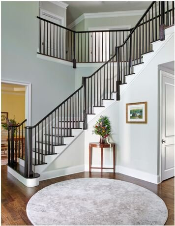 Online design Modern Hallway/Entry by Amy C. thumbnail