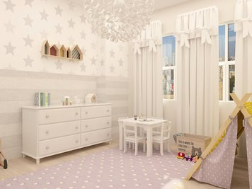 Online design Modern Kids Room by Lidija P. thumbnail
