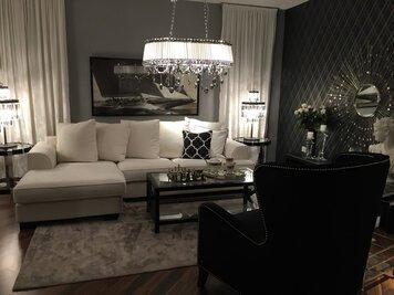 Online design Modern Living Room by Marthe L. thumbnail