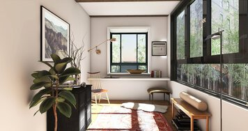 Online design Contemporary Home/Small Office by Erin R. thumbnail