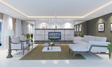 Online design Glamorous Living Room by Luciana N. thumbnail