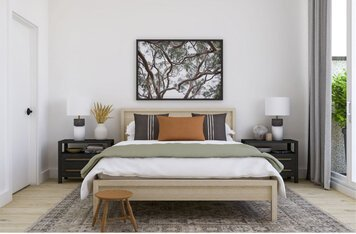 Online design Contemporary Bedroom by Drew F. thumbnail