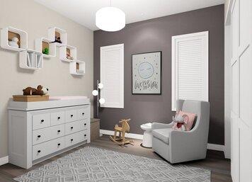 Online design Contemporary Nursery by Noraina Aina M. thumbnail