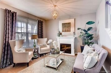 Online design Transitional Living Room by Kimberly J. thumbnail