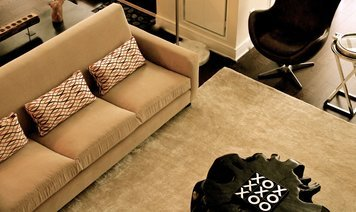 Online design Contemporary Living Room by Neerja L. thumbnail