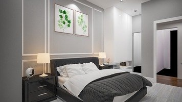Online design Country/Cottage Bedroom by FatehahCheMat thumbnail