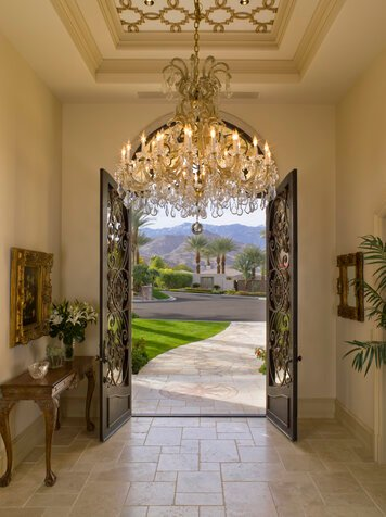 Online design Transitional Hallway/Entry by Lori D. thumbnail