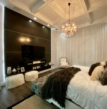 Online design Transitional Bedroom by Taize M. thumbnail