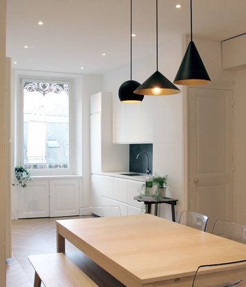 Online design Contemporary Dining Room by Soha K. thumbnail