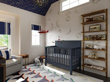 Online design Modern Nursery by Berkeley H. thumbnail