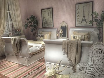 Online design Country/Cottage Bedroom by Marthe L. thumbnail