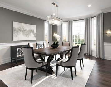 Online design Traditional Dining Room by MaryBeth C. thumbnail