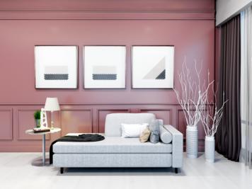 Online design Glamorous Living Room by Lovisa K. thumbnail